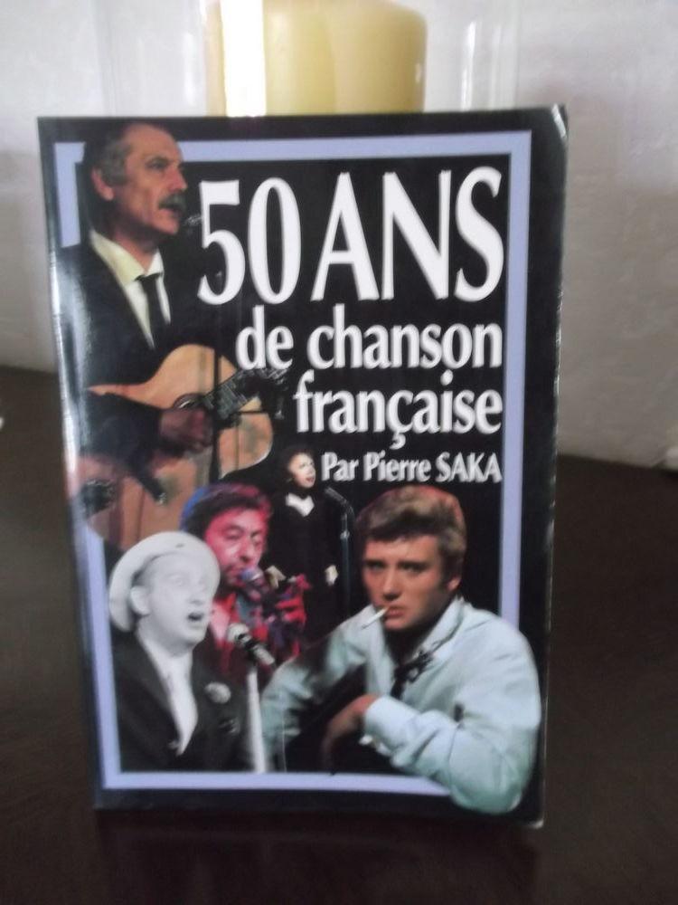 Livre 50Ans de chanson française 15 Istres (13)