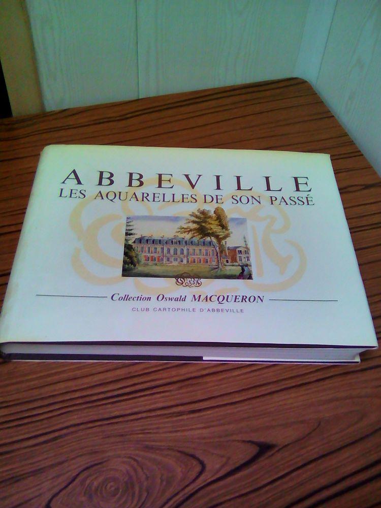 livre abbeville 15 Amiens (80)
