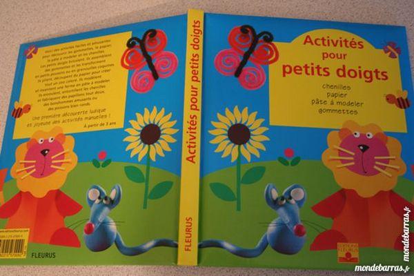 Livre : Activités pour petits doigts MIROTON 3 Tournefeuille (31)