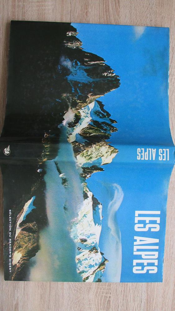 Livre   Les Alpes . 15 Le Vernois (39)