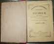 livre ancien de 1855 sur la pêche