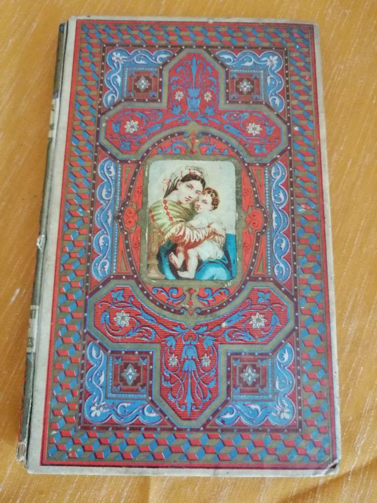 Livre ancien de 1886 ! 0 Maisons-Laffitte (78)