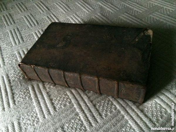 Livre Ancien De Collection
