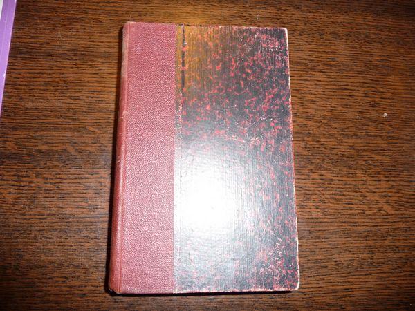 Livre ancien   la fin d'un monde  35 Pontault-Combault (77)