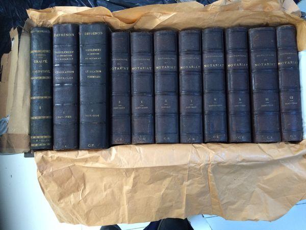 livre ancien de Notaire 1854 0 Vincennes (94)