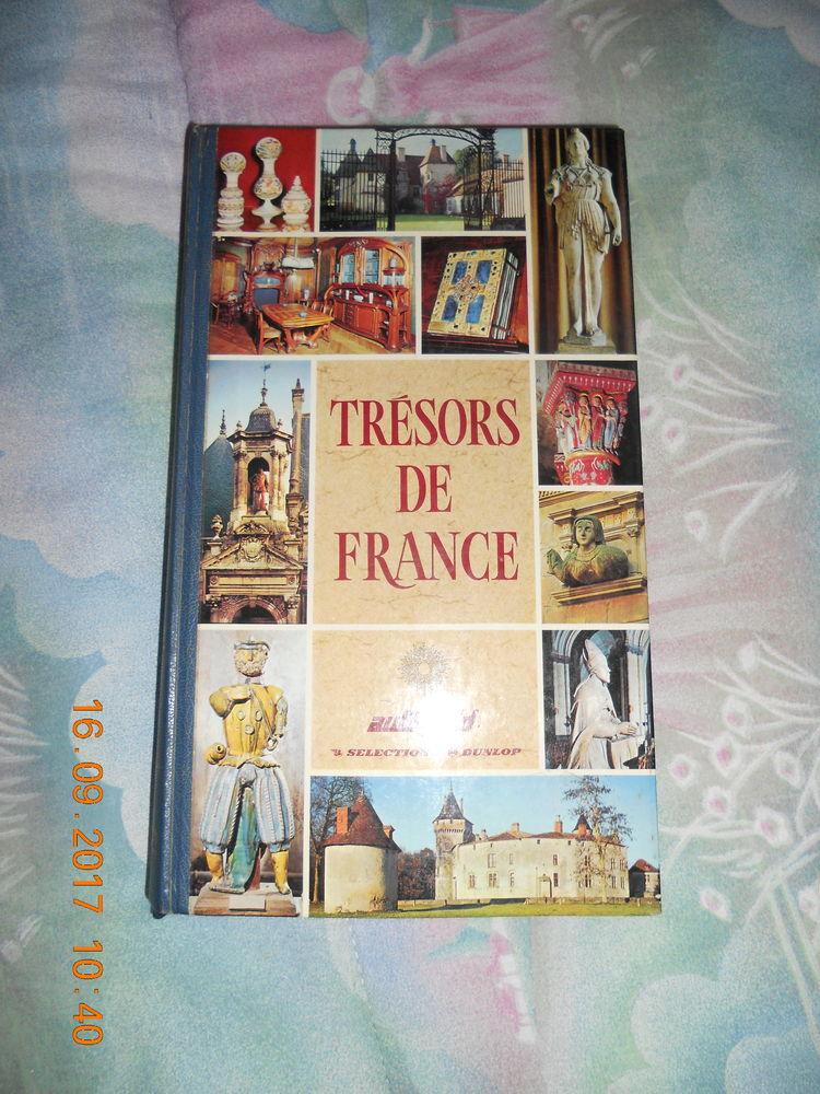livre ancien Les Trésors de France 5 Auxon (10)