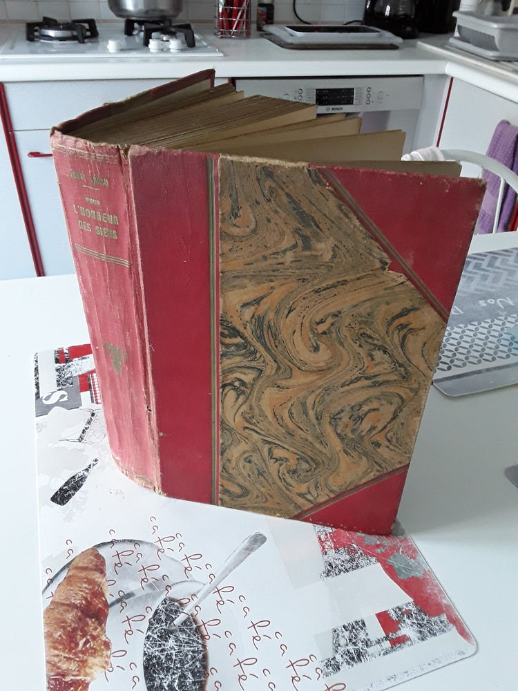 Livre ancien 15 Thorigné-Fouillard (35)
