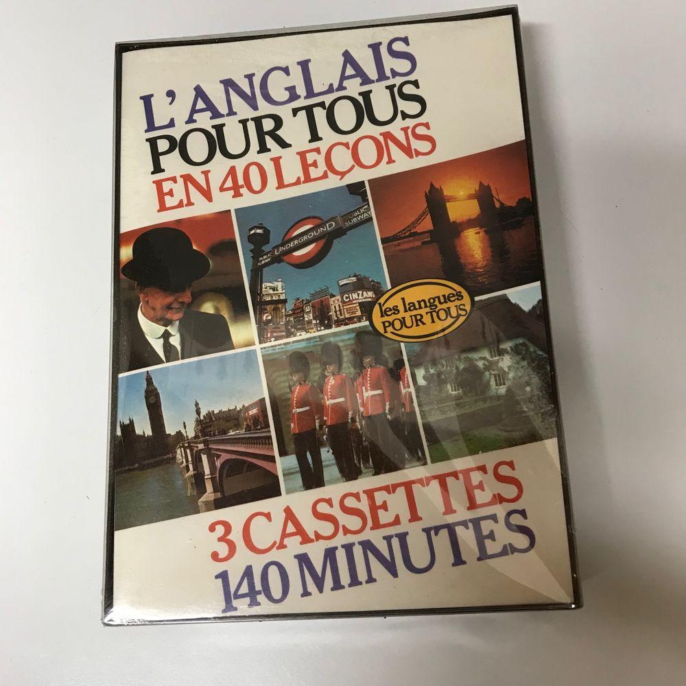 Livre L' Anglais pour tous en 40 Lecons Livres et BD