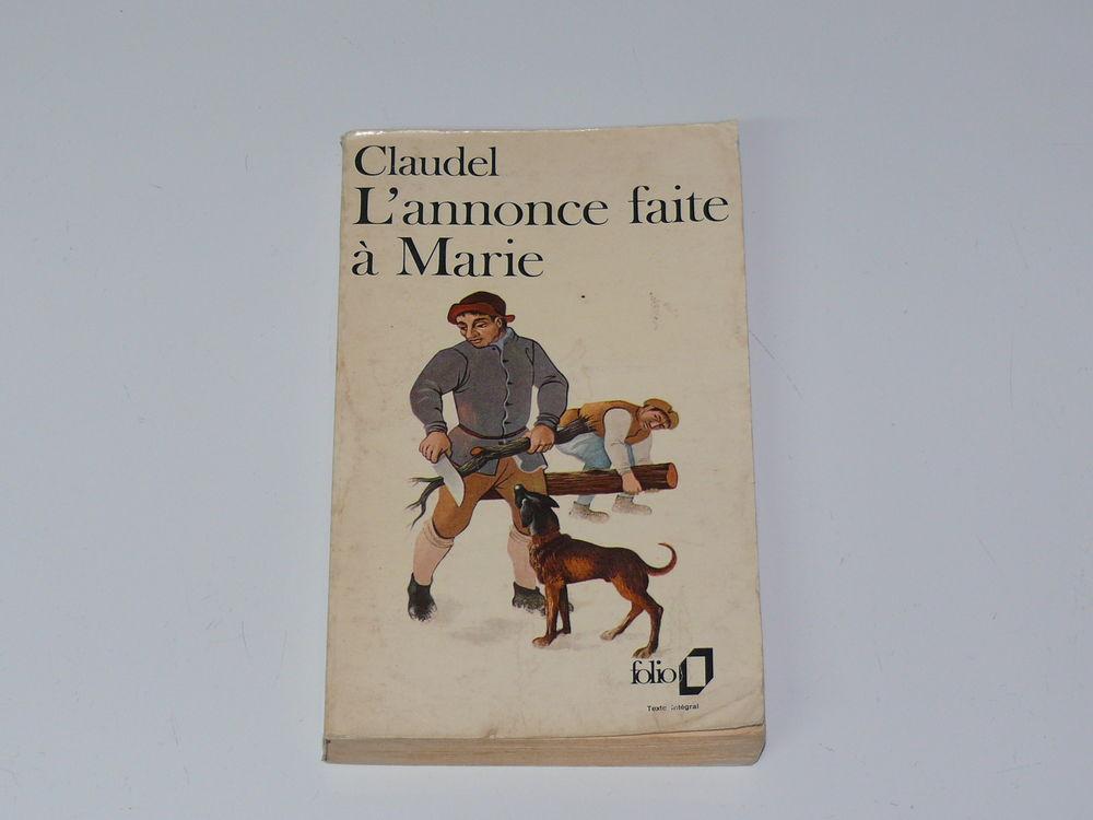 """Livre: """"L'annonce faite à Marie"""" Livres et BD"""