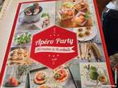 Livre apéro party 15 Trappes (78)