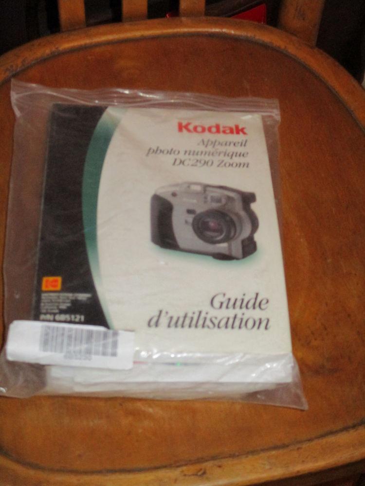 Livre appareil photos KODAC 0 Mérignies (59)