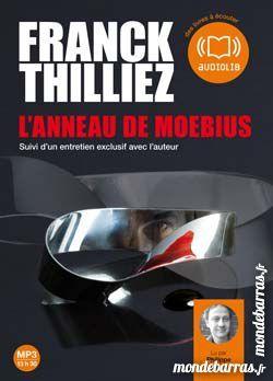 Livre audio   L'Anneau de Moebius    15 Noyelles-sous-Lens (62)