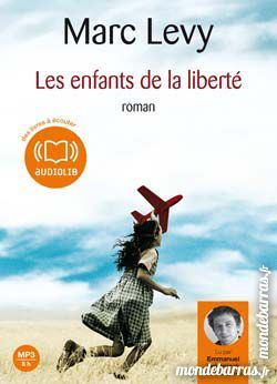 Livre audio   Les Enfants de la liberté    15 Noyelles-sous-Lens (62)