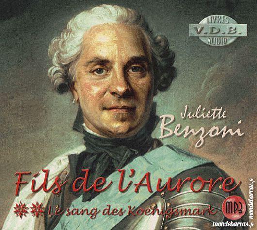 Livre audio   Fils de l'Aurore    15 Noyelles-sous-Lens (62)