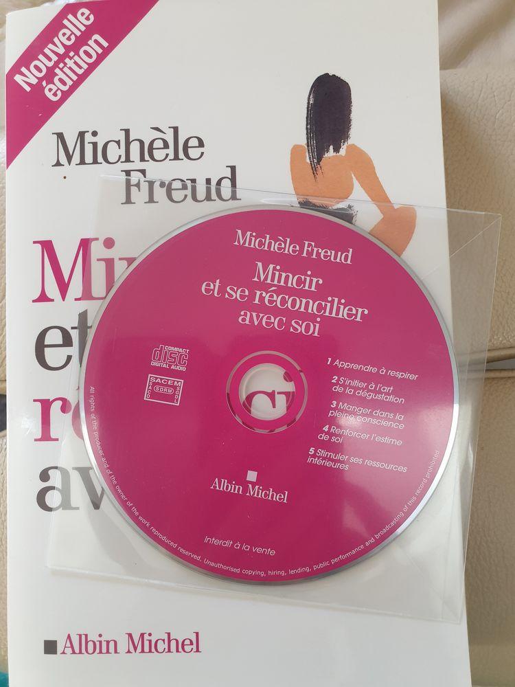 Livre+CD audio : Mincir et se réconcilier avec soi, NEUF 10 Voisins-le-Bretonneux (78)