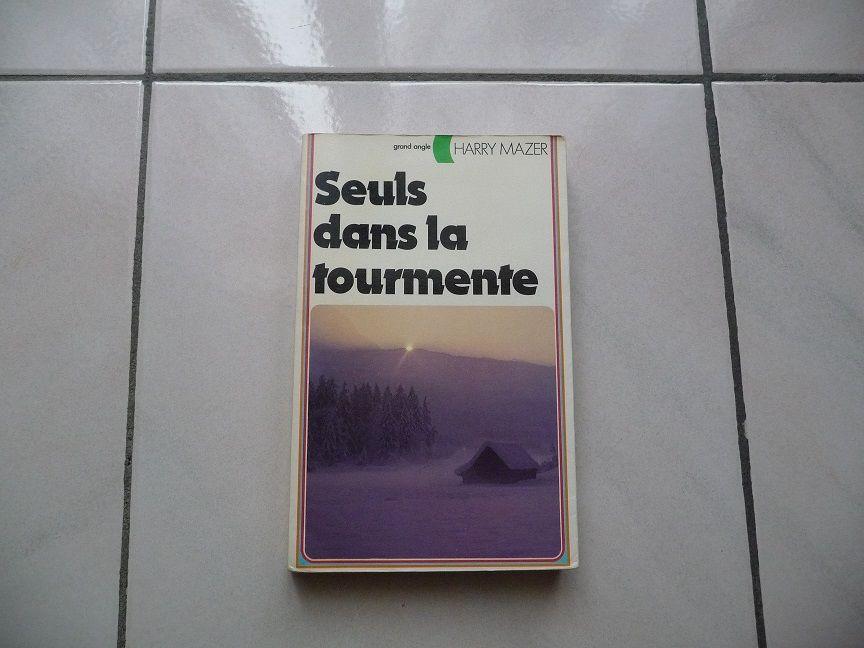 Livre d'aventures : Seuls dans la tourmente 5 Montigny-le-Bretonneux (78)