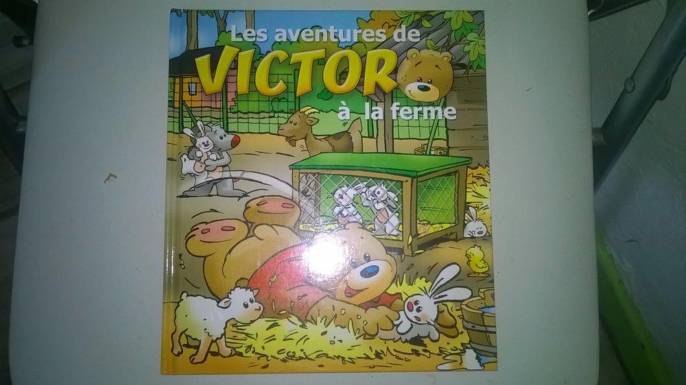 Livre Les aventures de Victor à la ferme Relié 2008 NEUF 5 Talange (57)