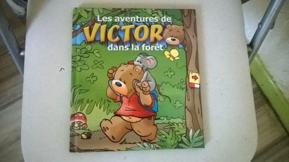 Livre Les aventures de victor dans la foret NEUF Enfants 8 Talange (57)