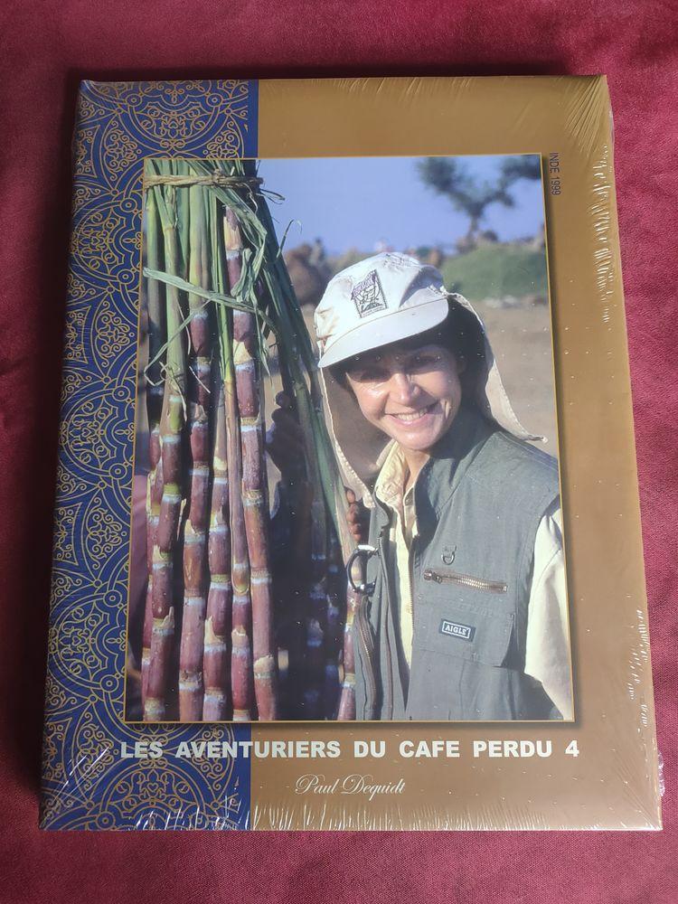 Livre : les aventuriers du café perdu tome 4 neuf  10 Avermes (03)