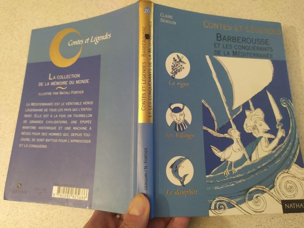 Livre  Barberousse et les conquérants de la méditerranée    2 Tournefeuille (31)
