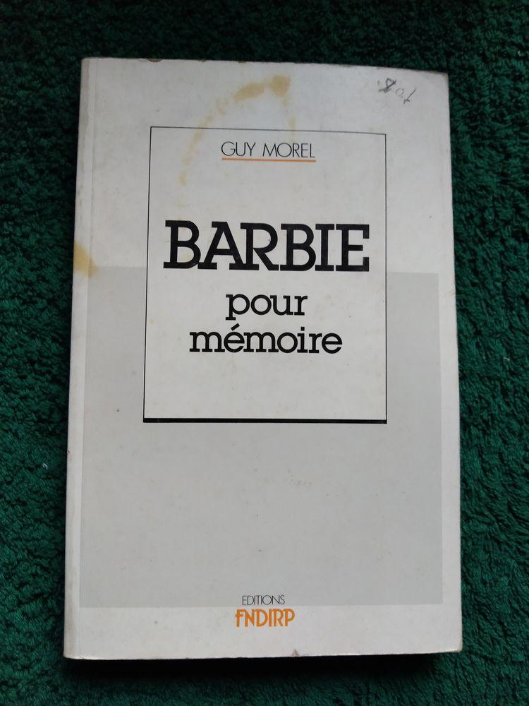 livre barbie pour mémoire 5 Saulxures-sur-Moselotte (88)
