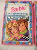 livre barbie aux sports d'hiver 2 Viriat (01)
