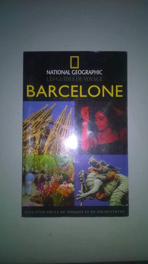 Livre Barcelone Broché Neuf Plans de la ville et metro inc 5 Talange (57)