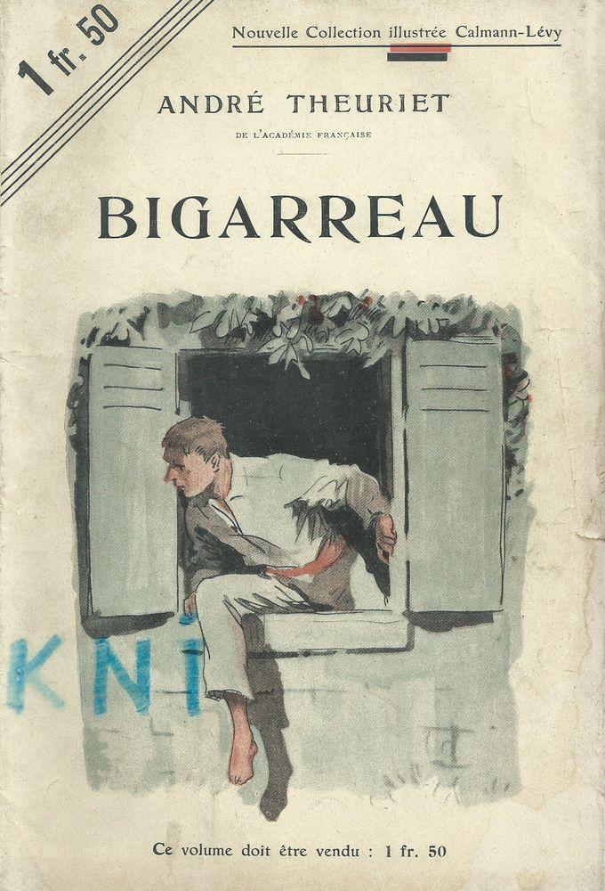 1 livre , Bigarreau ,André Theuriet 15 Tours (37)
