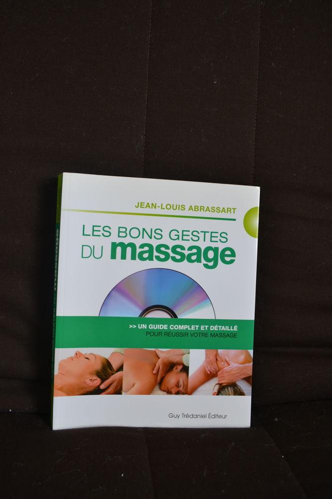 Livre Les bons gestes du massages avec dvd de Jean Lo 20 Bourgoin-Jallieu (38)