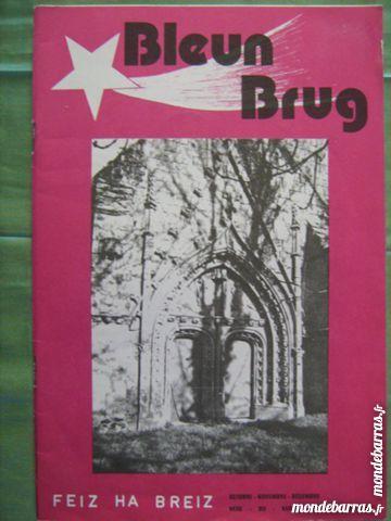 Livre breton BLEUN BRUG N° 193 DE 1972 Livres et BD