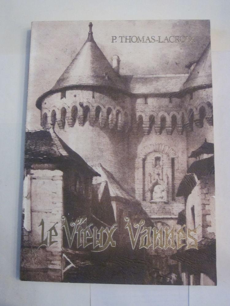Livre breton - LE VIEUX VANNES Livres et BD