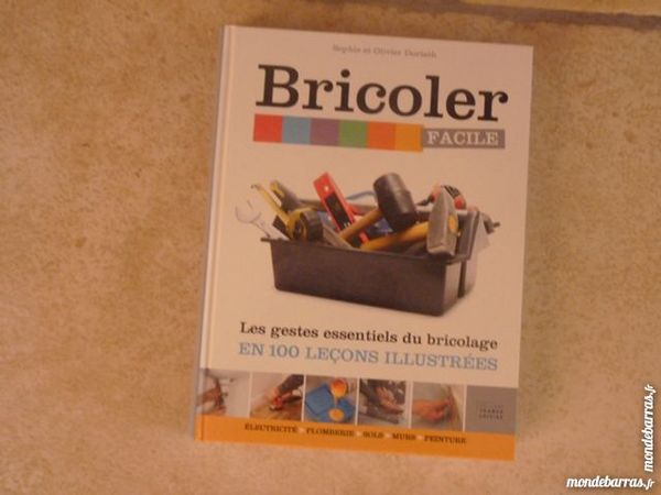 livre bricolage facile NEUF 10 Brienne-le-Château (10)