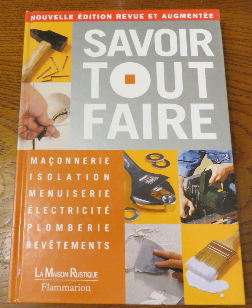 livre de bricolage  savoir tout faire  10 Troyes (10)