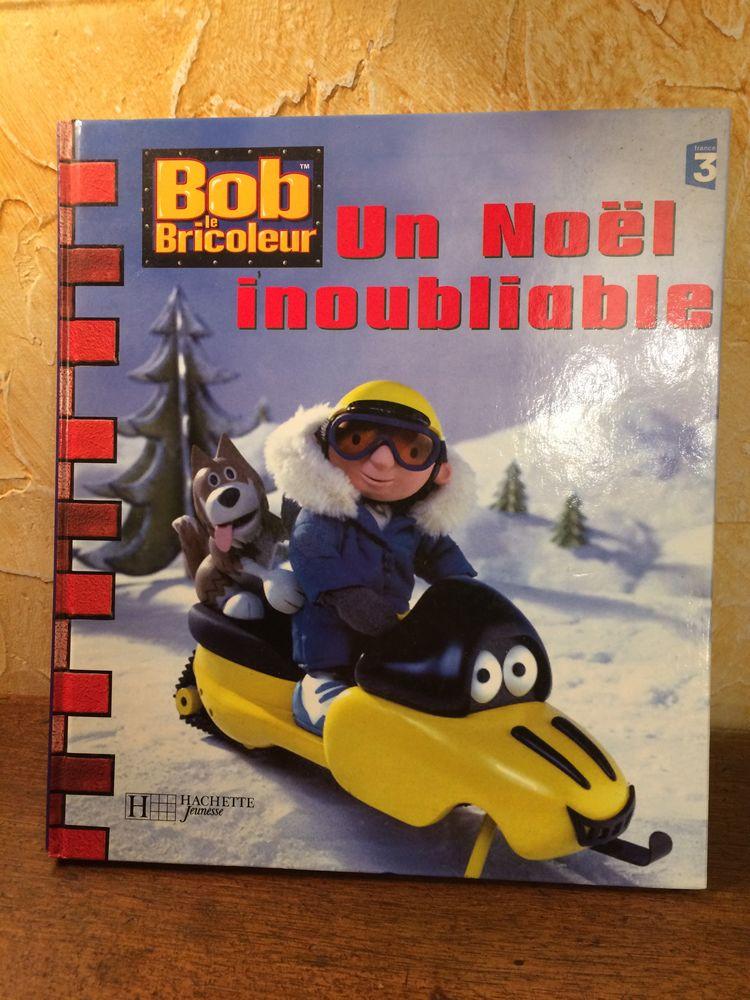 Livre Bob Le bricoleur un noel inoubliable 3 Charnay (69)