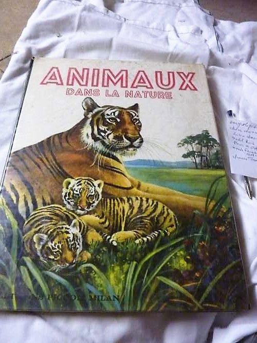 Livre Broché  Les animaux dans la nature Livres et BD