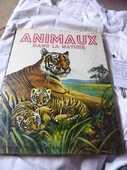 Livre Broché  Les animaux dans la nature 15 Saint-Médard-en-Jalles (33)