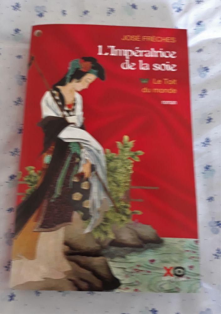Livre broché L'impératrice de la soie  0 Bouin (85)