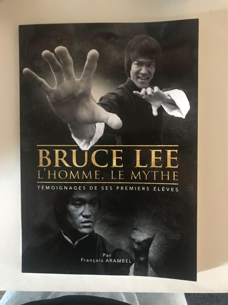 Livre de Bruce Lee 10 Hyères (83)