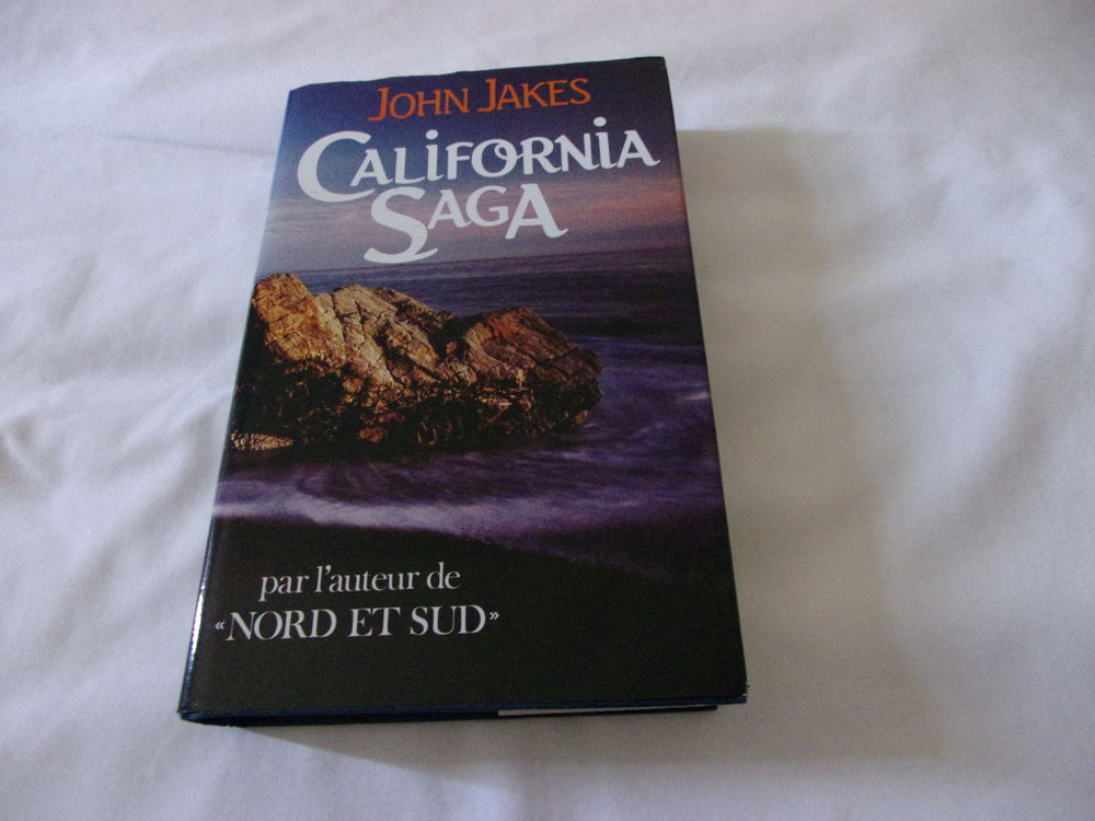 Livre California Saga 5 Cannes (06)