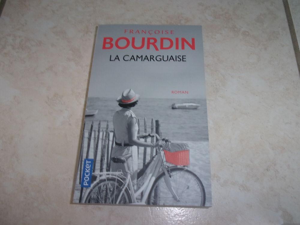 Livre  La Camarguaise  de Françoise Bourdin (Neuf) 5 Ardoix (07)