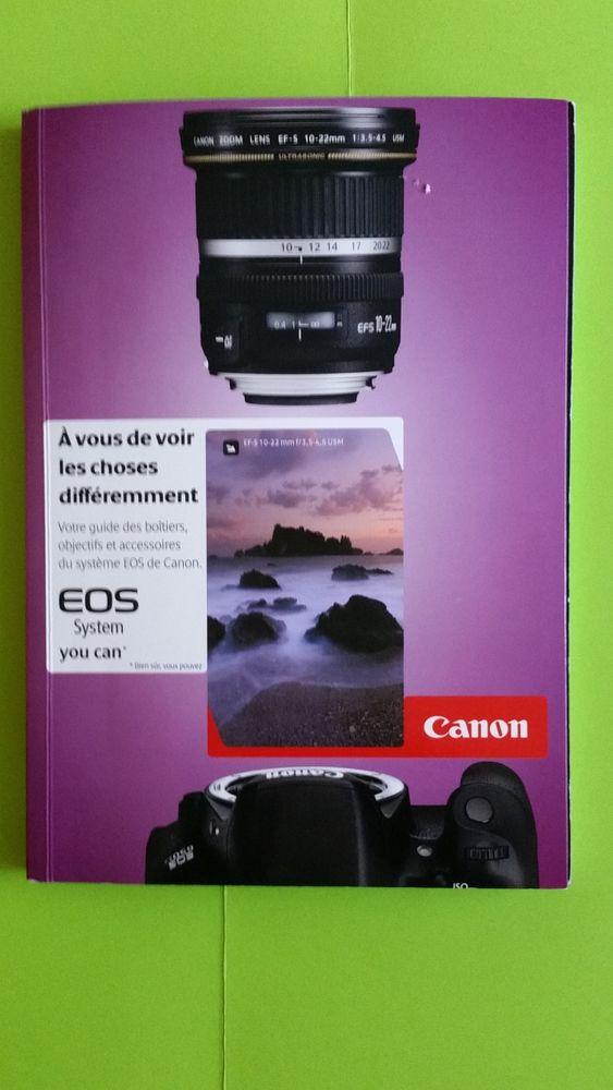LIVRE CANON Photos/Video/TV