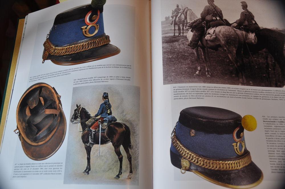 livre sur la cavalerie 1845-1915  hussard  chasseur 110 Saint-Germain (10)