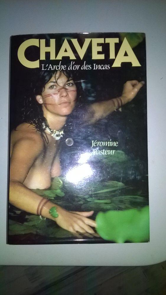 Livre Chaveta L'arche D'or Des Incas  Pasteur, Jéromine  9 Talange (57)