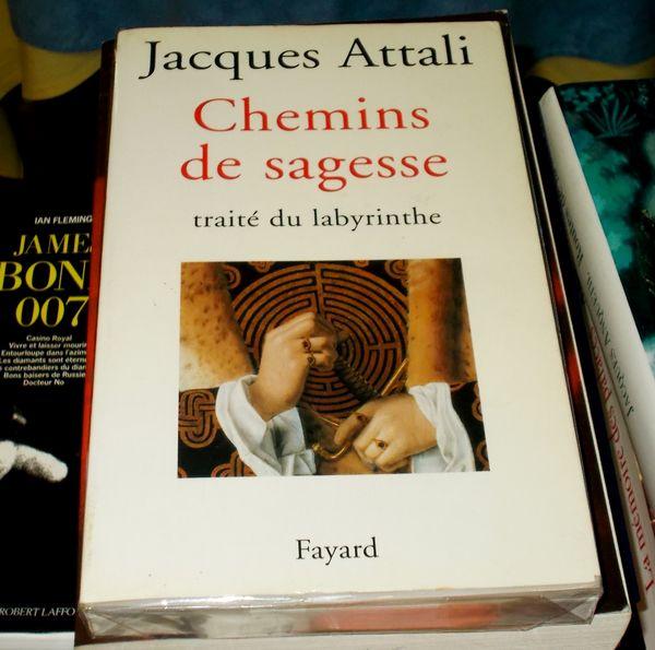 livre chemins de sagesse jacques Attali  10 Monflanquin (47)
