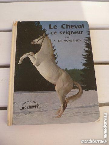 livre cheval ce seigneur monbrison animaux de TV 3 Fèves (57)