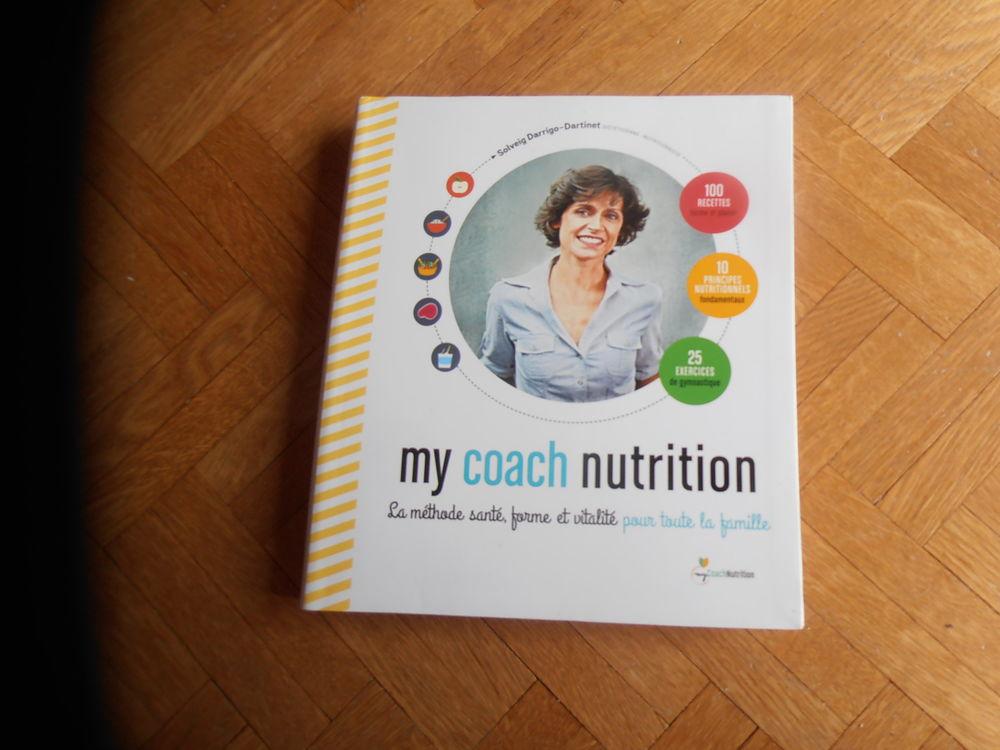 """Livre """" My coach nutrition """" (88) Livres et BD"""