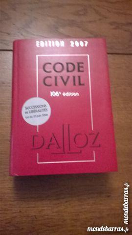 livre code civil 15 Tart-le-Haut (21)