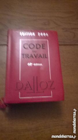 livre code du travail 15 Tart-le-Haut (21)