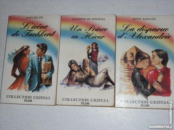 livre collection cristal plon 1 Cramont (80)