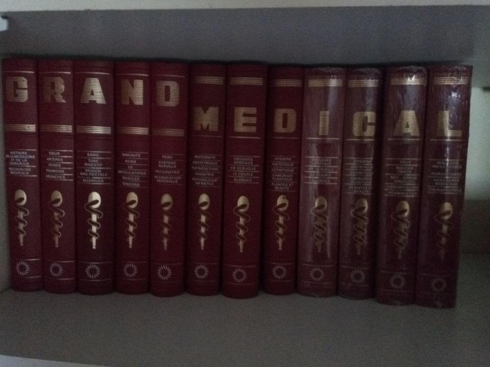 """Livre de collection """"le grand Médical"""" Livres et BD"""